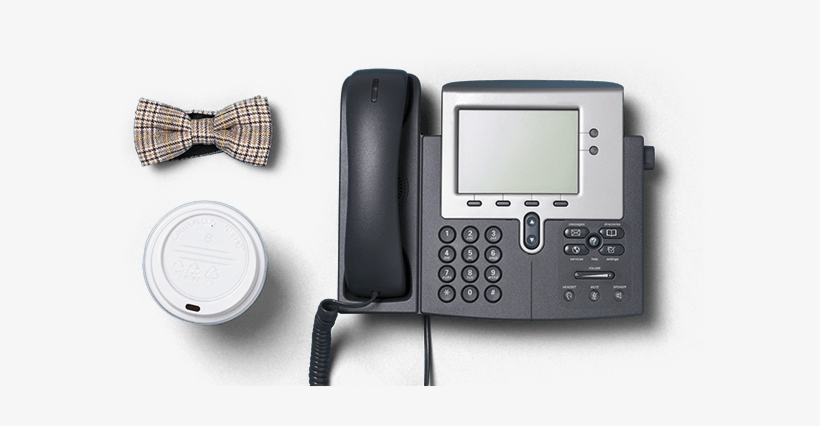 Office Items - Optus Phone System PNG Image | Transparent