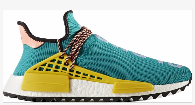 buy popular 59a36 42028 Stockx Live Feed On Twitter - Adidas Nmd Human Race Sun Glow ...