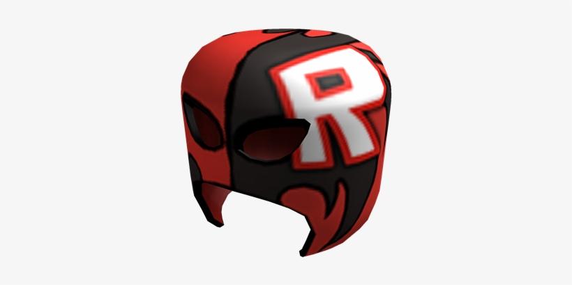 Robloxador Mask Roblox Wrestling Mask Png Image Transparent
