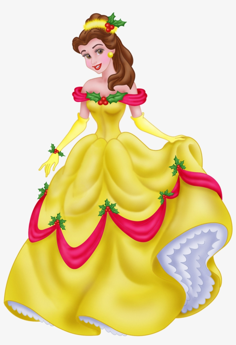 Disney Princess Amazing Image Download Disney Princess Merry Christmas Clipart Png Image Transparent Png Free Download On Seekpng