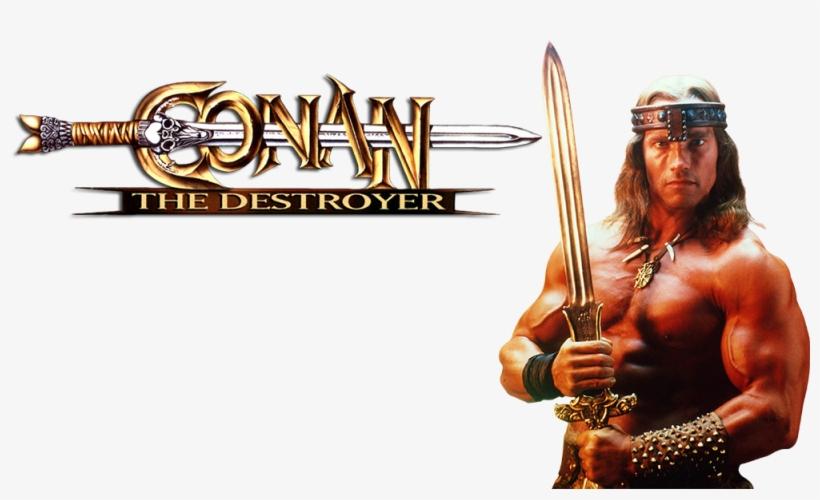 Conan The Destroyer Image - Arnold Schwarzenegger Conan PNG Image |  Transparent PNG Free Download on SeekPNG