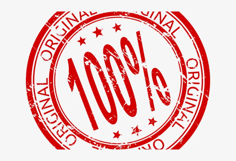 Certified Stamp Png Transparent Images 100 Percent