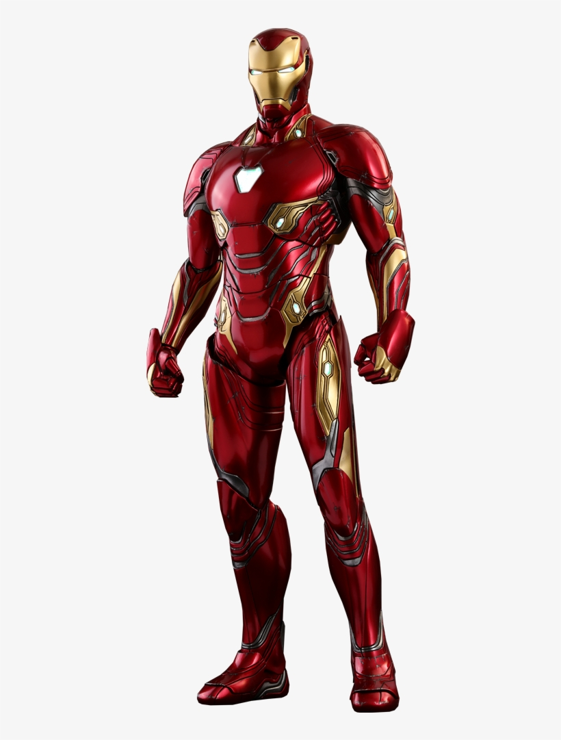 Speed Drawing Iron Man Iron Man Suit Mark 50 Png Image