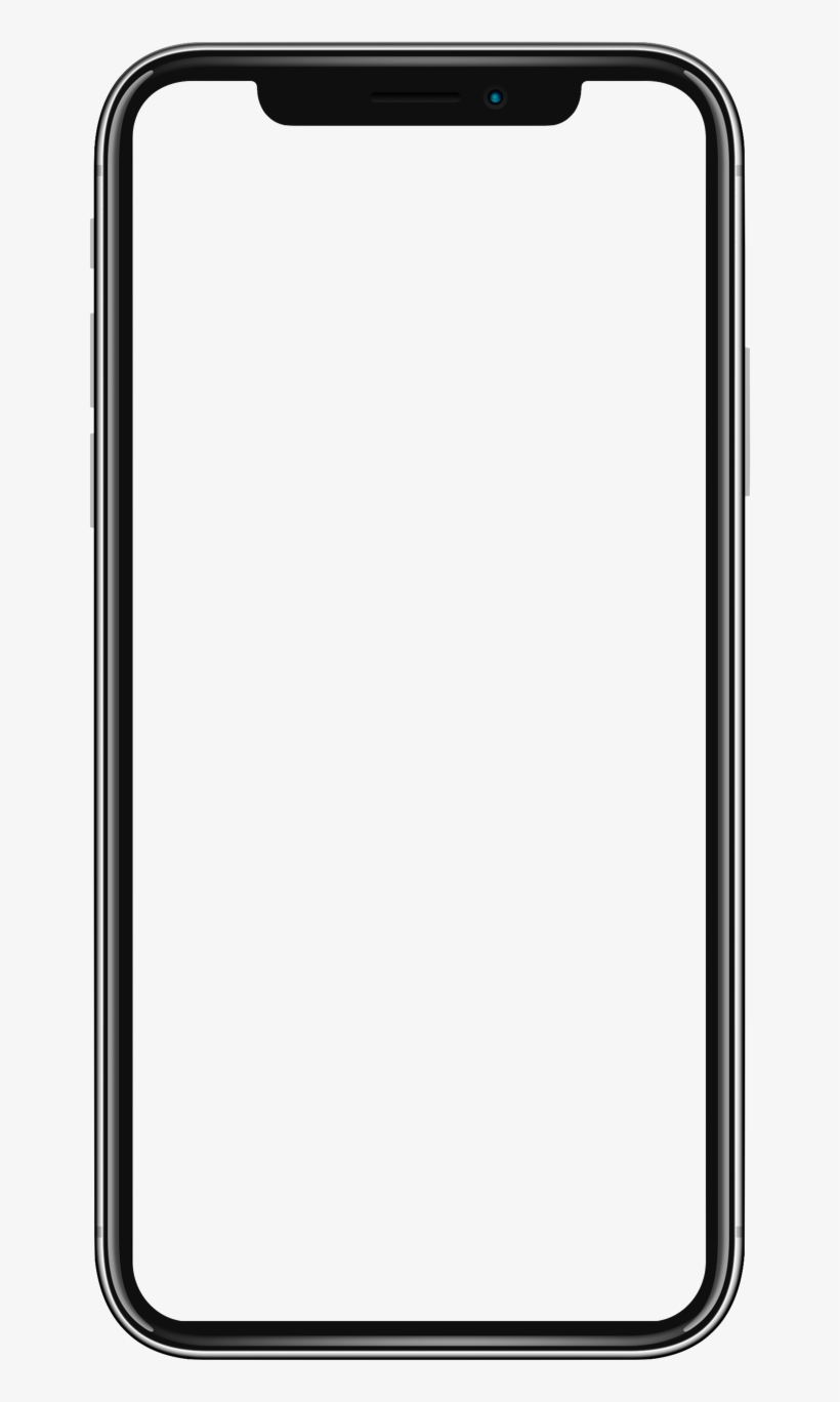 Iphone X Transparent Background Iphone X Png Png Image