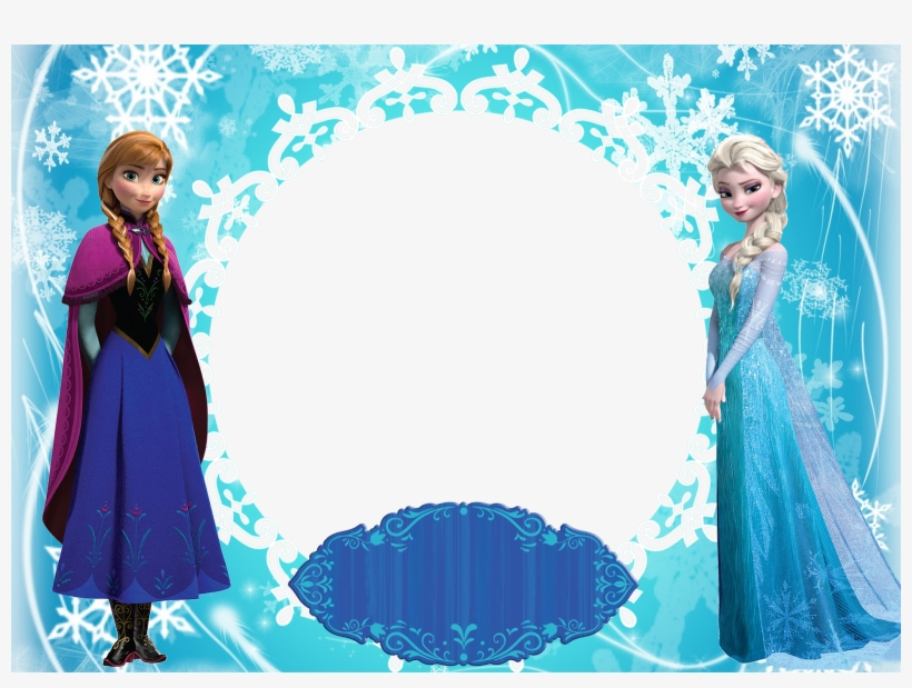 Hervorragend Frozen Png - Disney Frozen Anna And Elsa Poster, PNG Image WG59