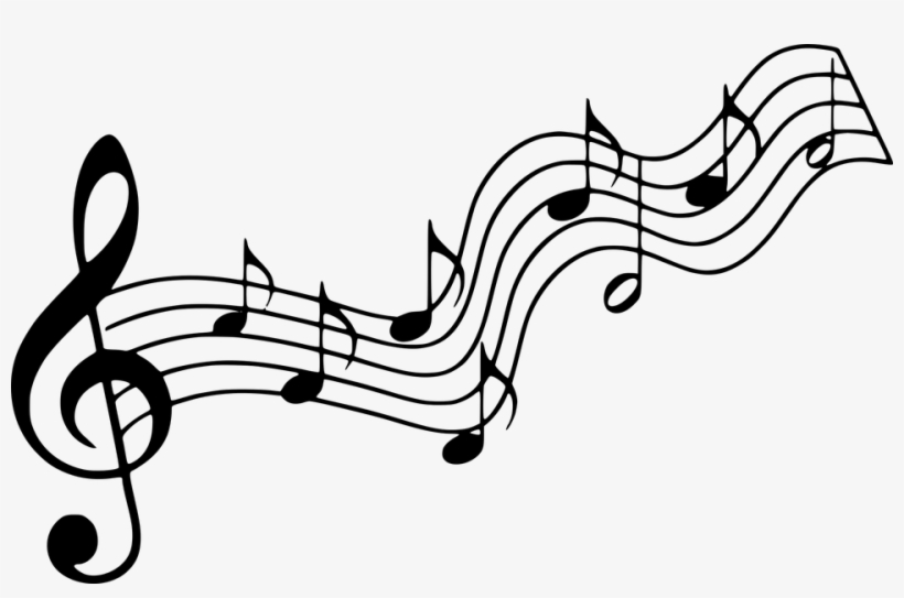 Clef Note - Bass Clef And Treble Clef Heart - Free Transparent PNG Clipart  Images Download