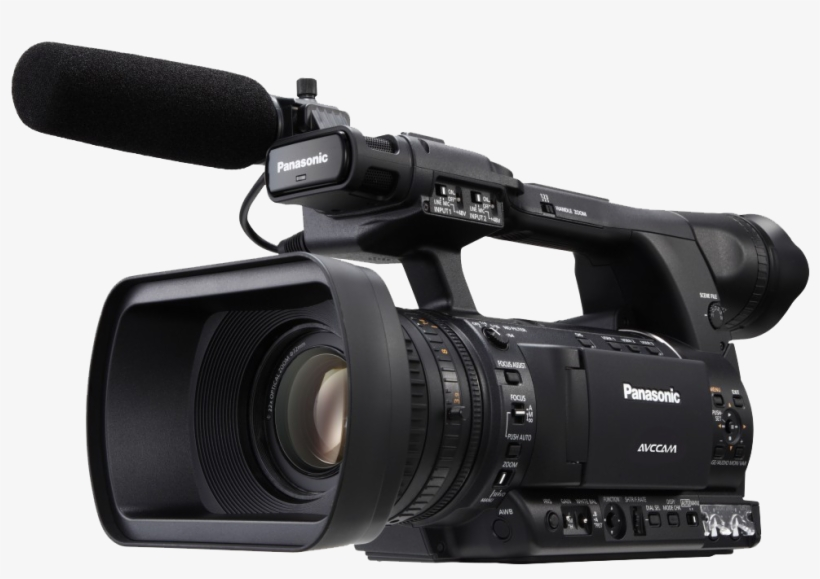Professional Video Camera Png Photos - Panasonic Avccam Ag
