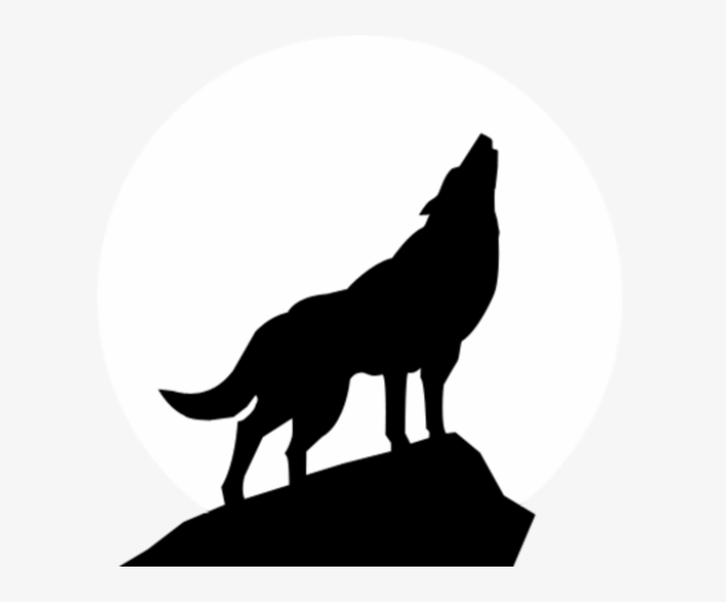 Black And White Download Clip Art Wolves Silhouette Wolf Silhouette
