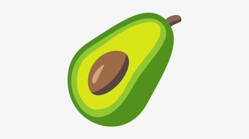 Avocado Emoji Png - Transparent Avocado Emoji@seekpng.com