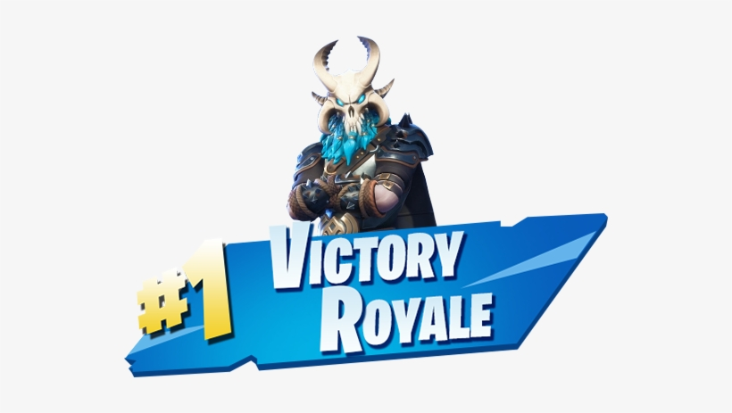 Fortnite victory royale logo. Blank png aimbot on
