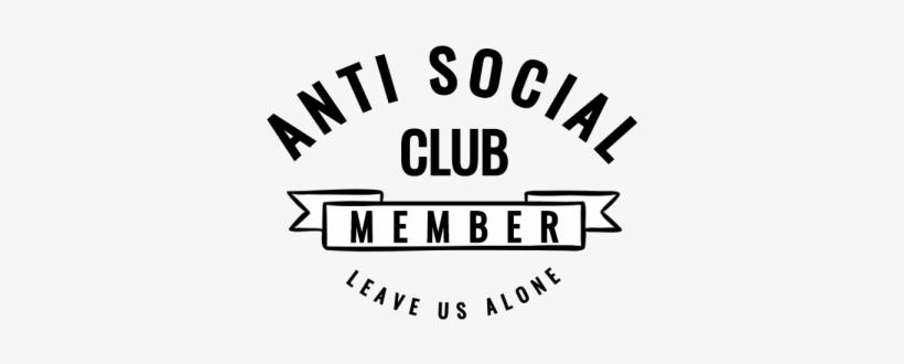 a8a5432855c7 Anti Social Club - Antisocial Social Club Logo PNG Image ...