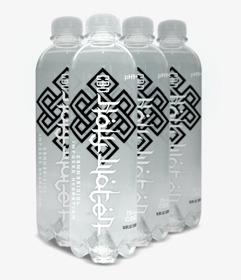 Cbd Holy Water 6 Pack - Water PNG Image | Transparent PNG