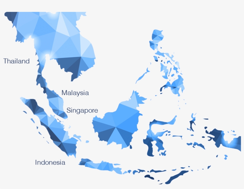 Map Southeast Asia Map Vector Png Image Transparent Png Free Download On Seekpng
