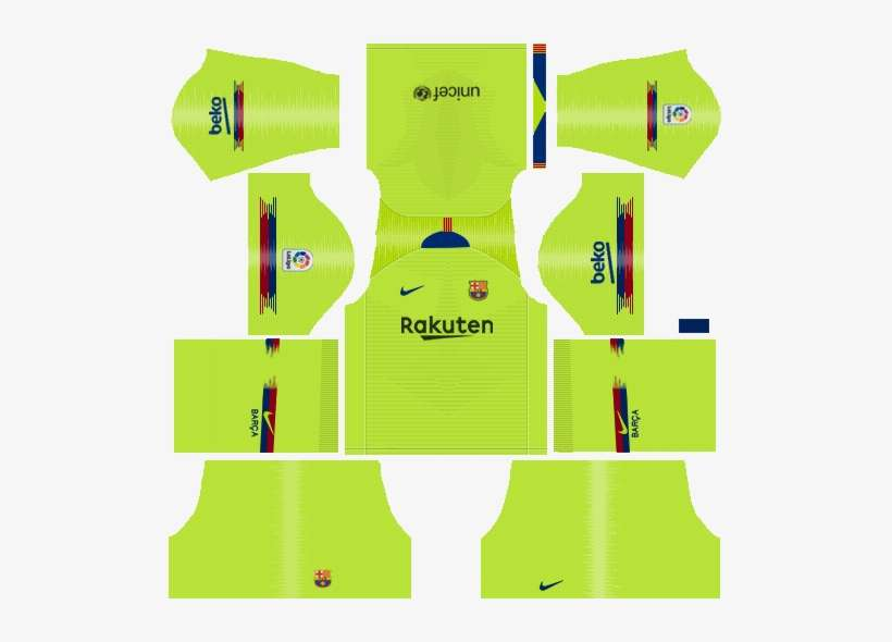 Kit 512x512 Barcelona 2019 PNG Image | Transparent PNG Free Download