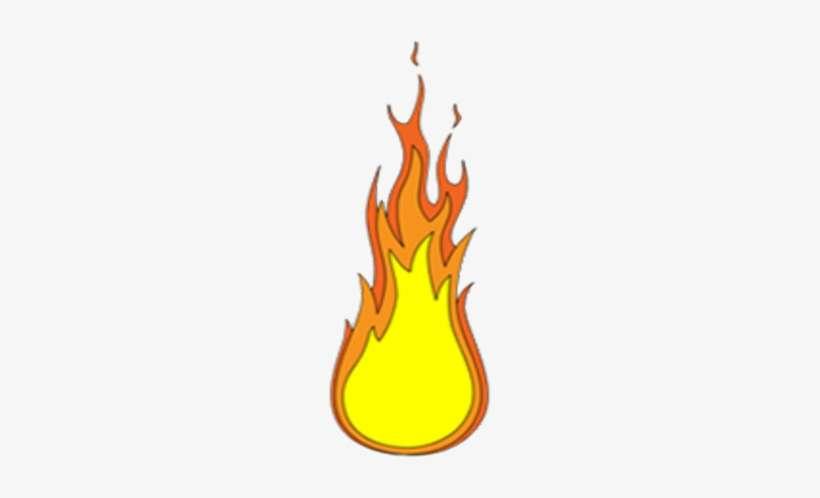 Drawn Flames Transparent Mini Cartoon Fire Png Image Transparent Png Free Download On Seekpng