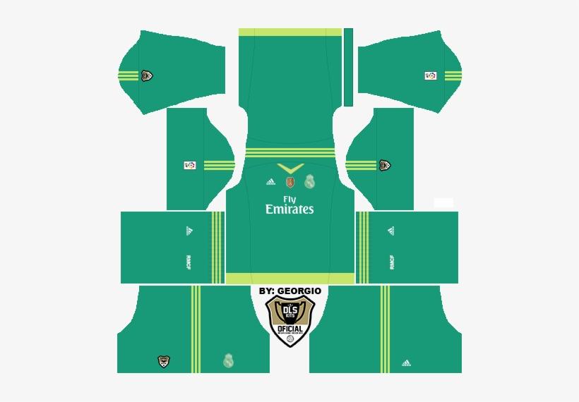 Link Real Madrid Dls16 & Fts << - Dls 18 Kit Germany PNG
