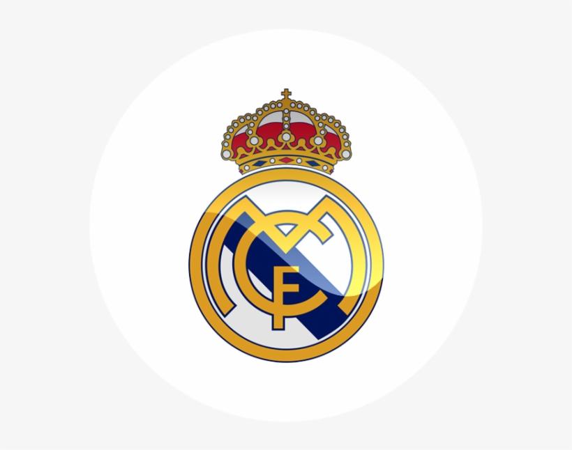 Real Madrid - Dls 18 Logo Real Madrid PNG Image | Transparent PNG