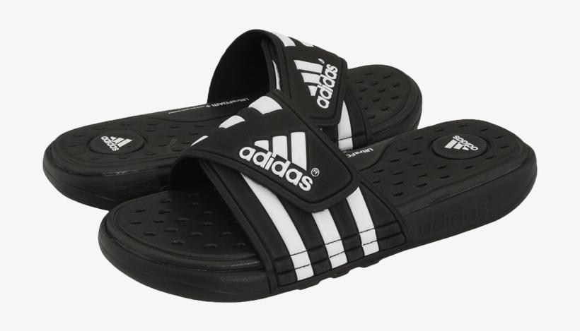 505ab79c044c Adidas Adissage Slide Sandals PNG Image