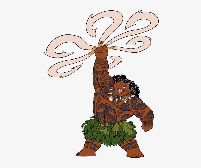 Maui Clipart Group - Maui Moana Png PNG Image | Transparent PNG Free