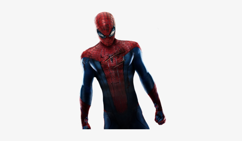 Spiderman Png Icon El Increible Spiderman Psd Free Spiderman Costume Andrew Garfield Png Image Transparent Png Free Download On Seekpng