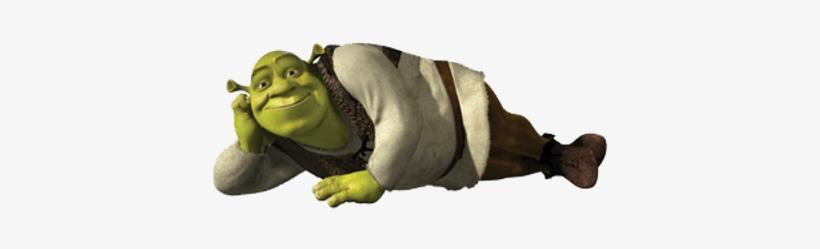 Shrek Posing Shrek Png Png Image Transparent Png Free Download On Seekpng