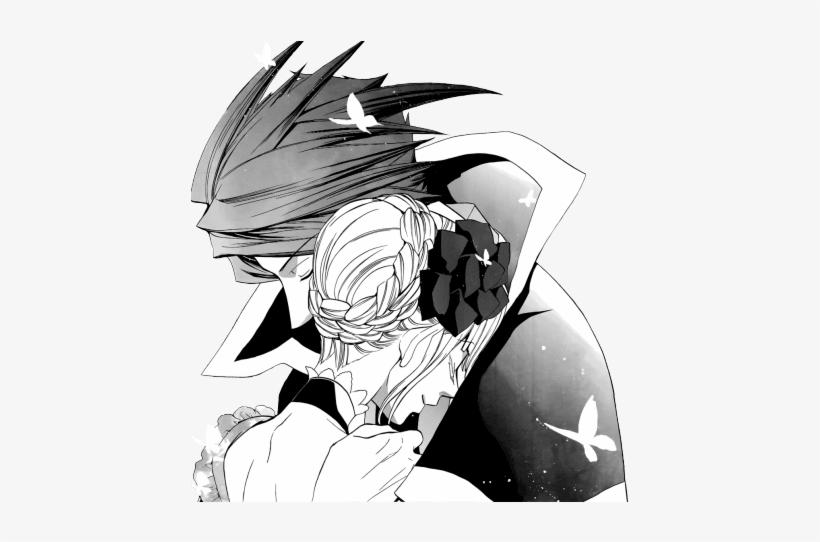 Anime Couple Umineko No Naku Koro Ni And Manga Couple Battler And Beatrice Manga Png Image Transparent Png Free Download On Seekpng
