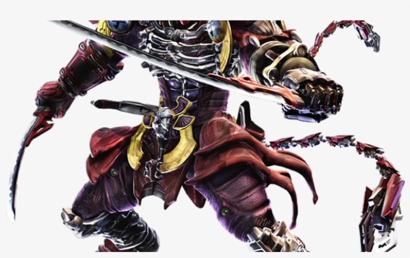 Yoshimitsu Tekken 6 Png Image Transparent Png Free Download On