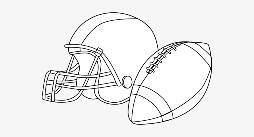 28 Collection Of Football Helmet Coloring Pages Printable Football