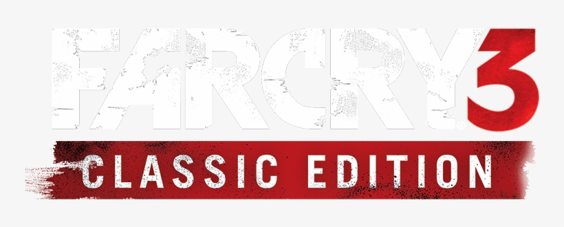 Far Cry Far Cry 3 Classic Edition Logo Png Png Image Transparent Png Free Download On Seekpng