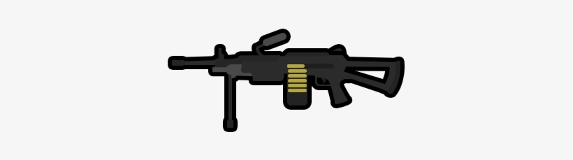 Lmg - Light Machine Gun PNG Image | Transparent PNG Free