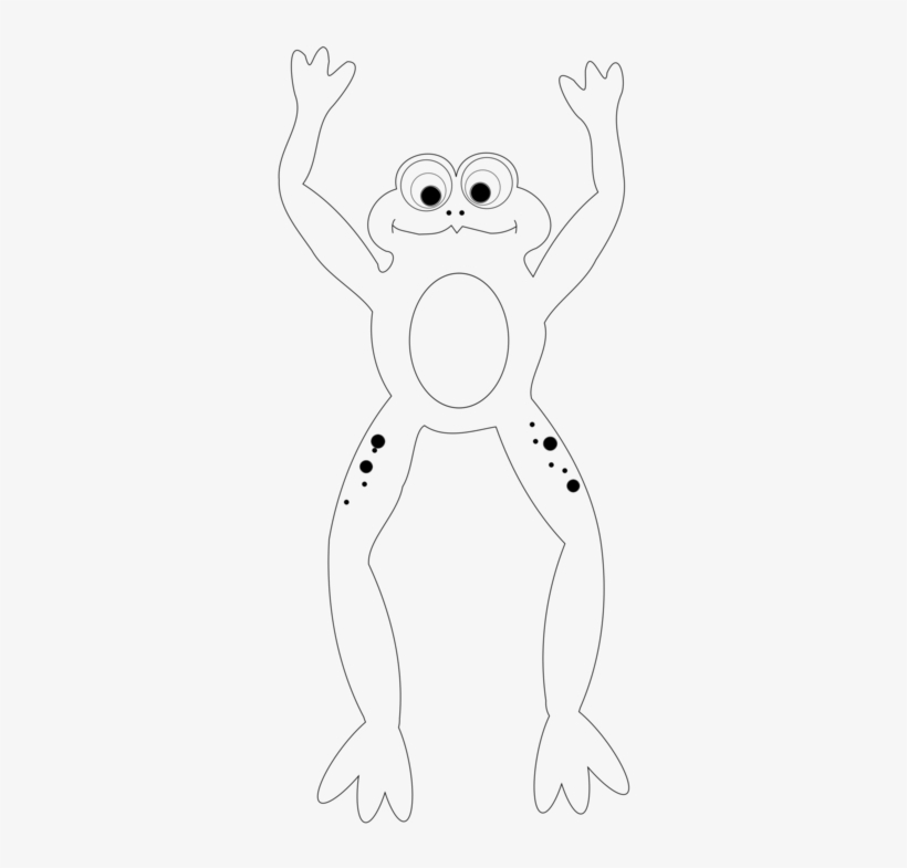 Frog Drawing Clothing Cartoon Free Commercial Clipart