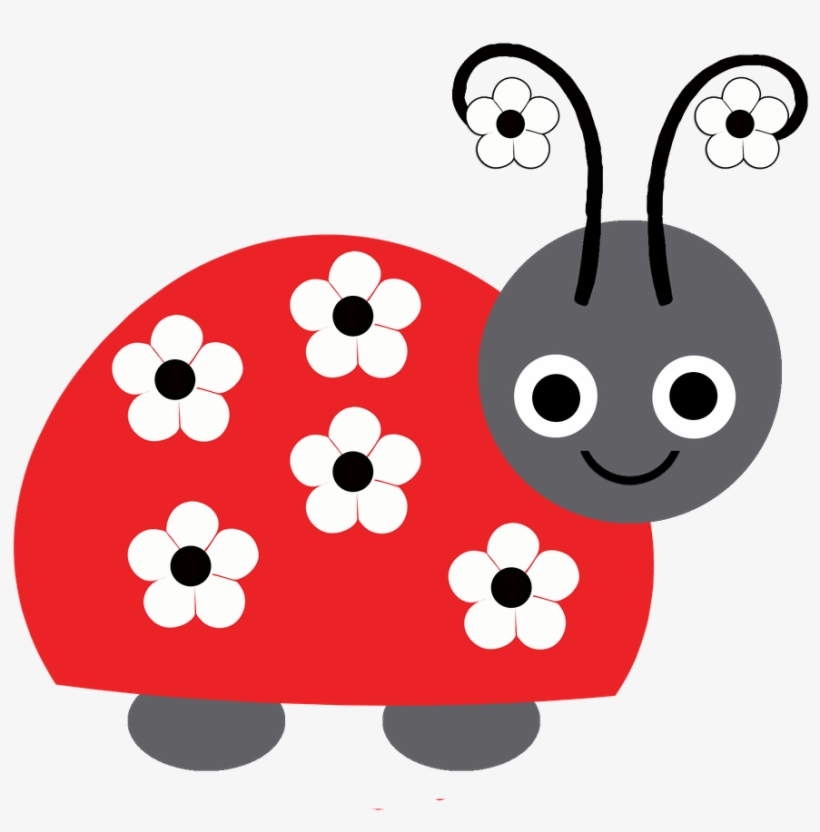 Cute Ladybug Clipart - Lady Bug Clipart PNG Image Transparent PNG Free  Download On SeekPNG