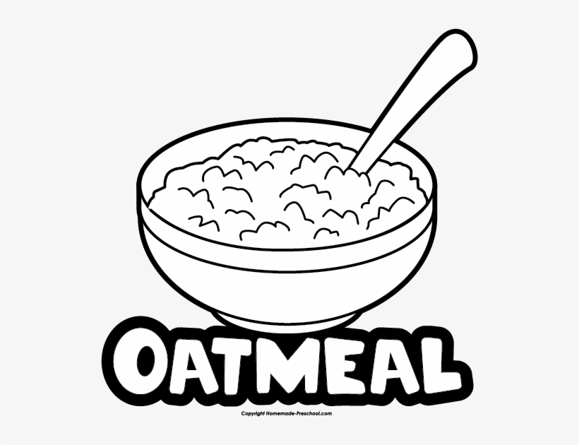 Oat Clipart Mixing Bowl
