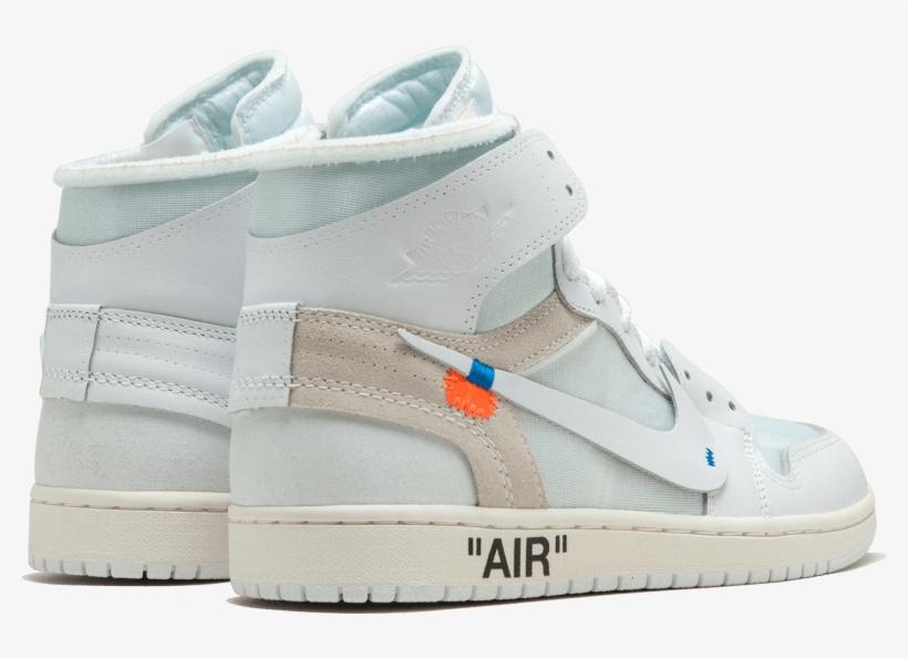 f61005d9cad2 Air Jordan 3 Sk - Nike Air Jordan 1 X Off White Nrg PNG Image ...