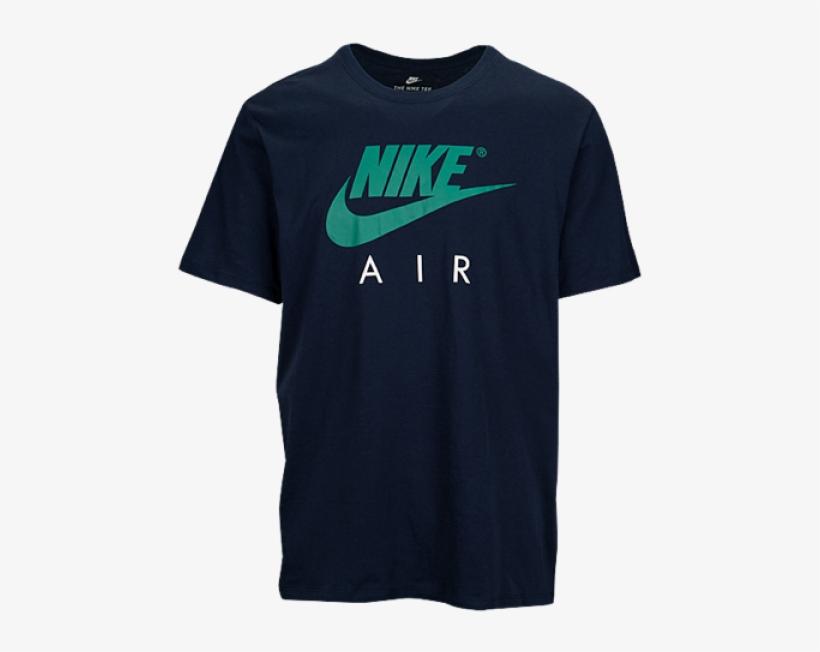 8be022ec1563 Nike Air Logo T-shirt - Nike T Shirt Red PNG Image