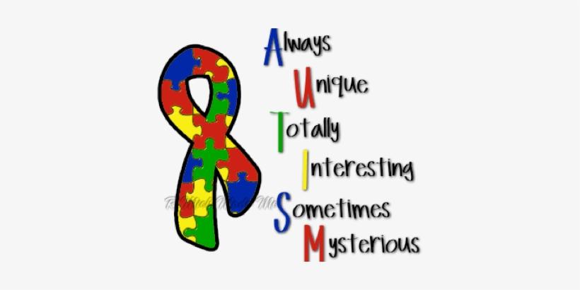 Autism Awareness Week 2018 PNG Image | Transparent PNG Free Download on  SeekPNG