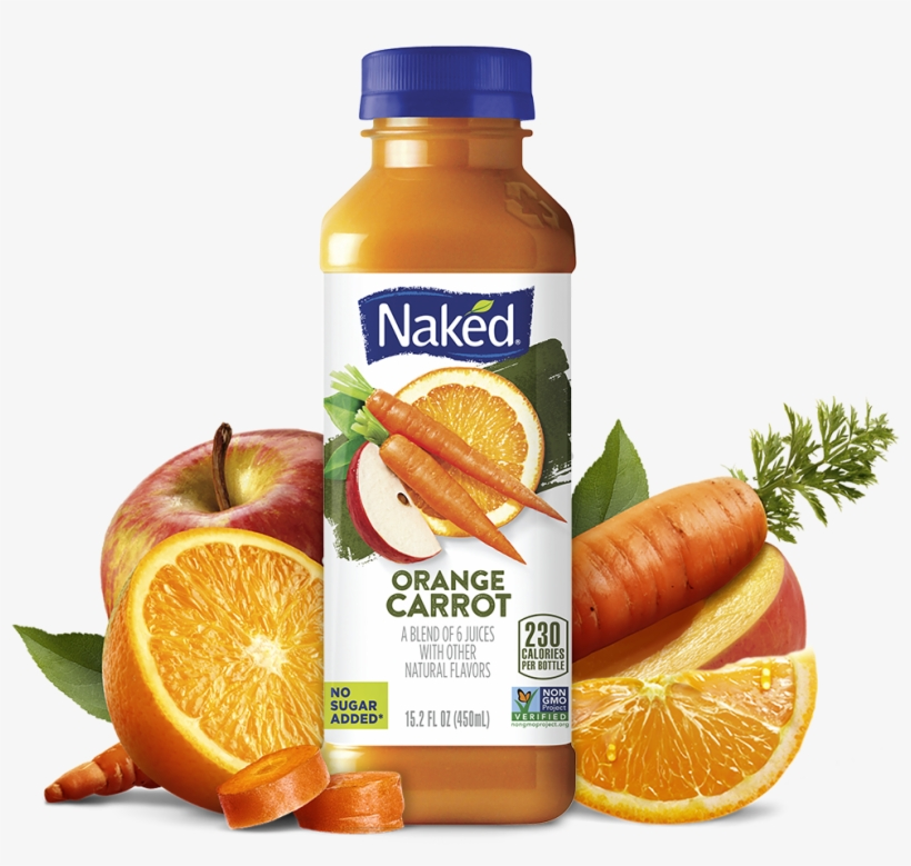 Naked Juice Smoothie Pure Fruit Strawberry Banana