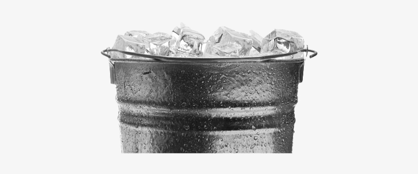 Ice Bucket Png Transparent Image Transparent Bucket With Ice Png
