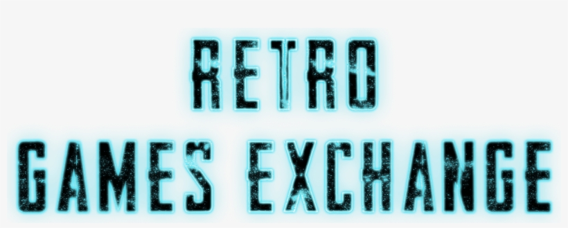 Retro Games Exchange Logo - Retrogaming PNG Image | Transparent PNG