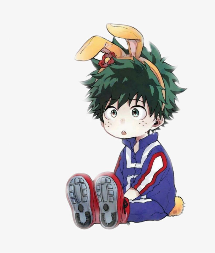 Bokunoheroacademia Midoriya Deku Babydeku Kawaii Animes