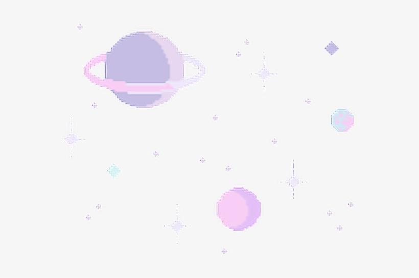323 3235532 planet stars universe galaxy pixel tumblr purple pink