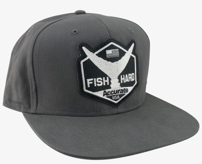 Accurate Twill Tuna Tail Hat In Grey - Baseball Cap PNG Image ... 413c2ef57b2e