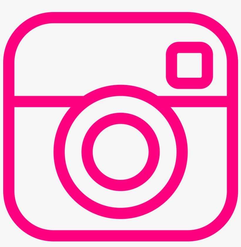 Pink Instagram Logo Pink Instagram Logo Png Png Image Transparent Png Free Download On Seekpng