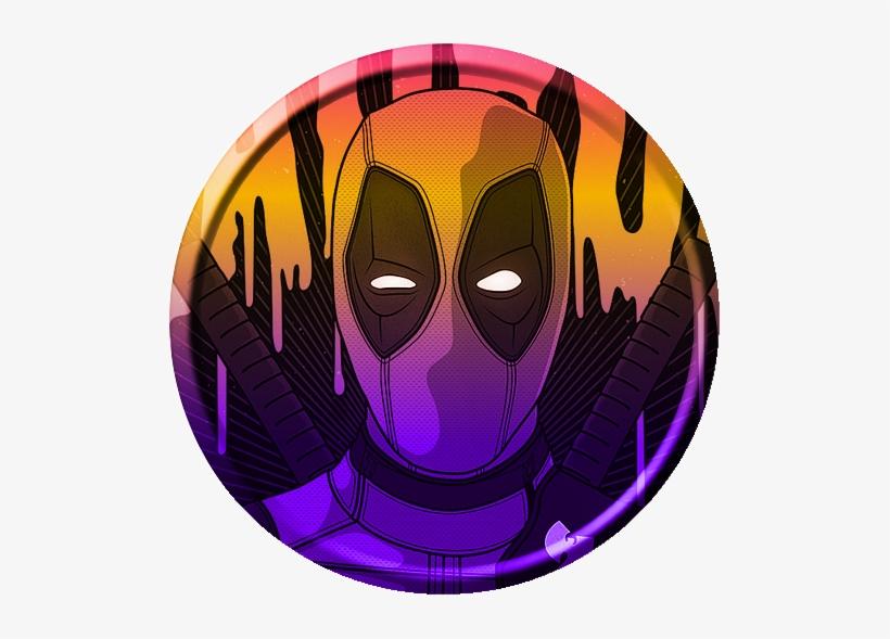 Deadpool Icon Superhero Fanart Pfp Cool Badassfreetoedi Deadpool