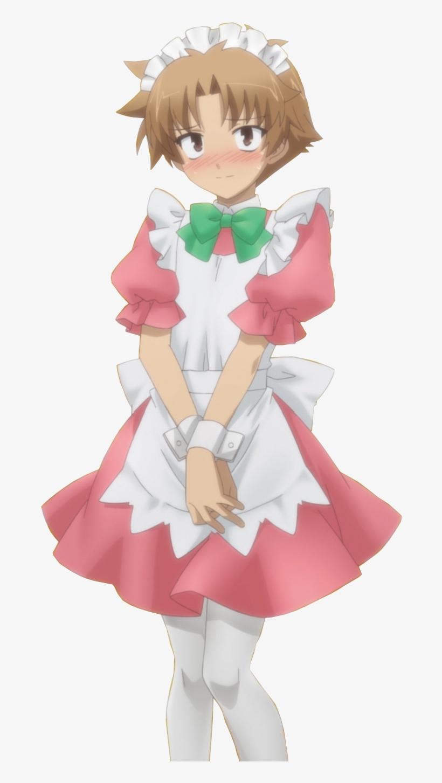 Baka No Test maid akihisa aka baka no test yaoi according to google