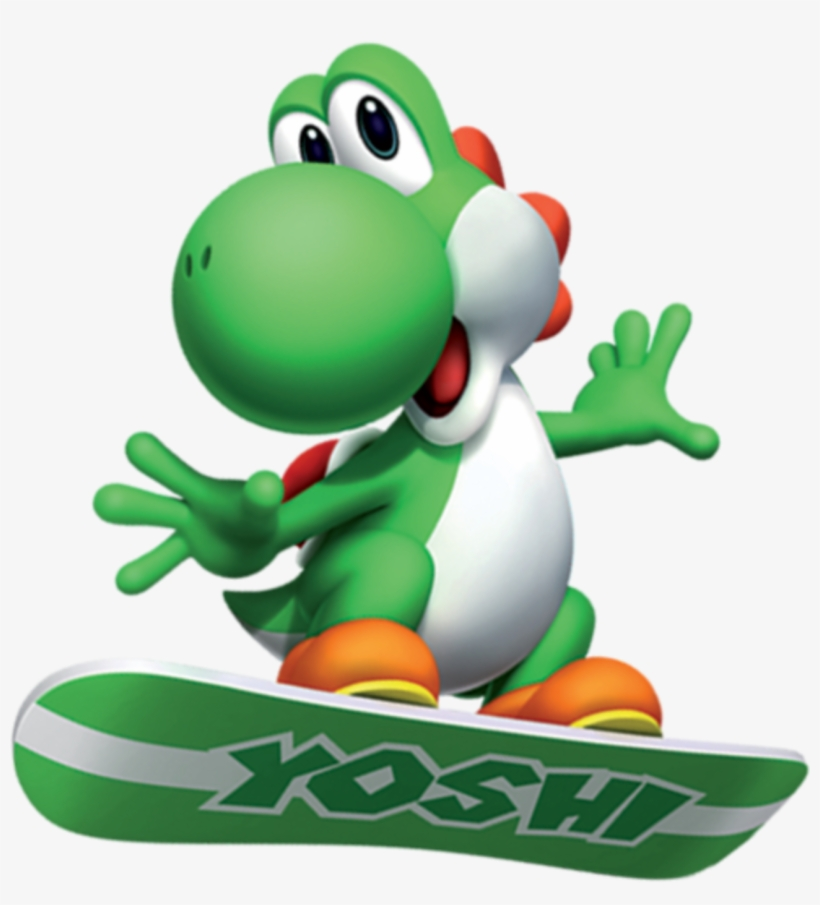Bring Back Yoshi Mario And Sonic At The Olympic Winter Games Yoshi