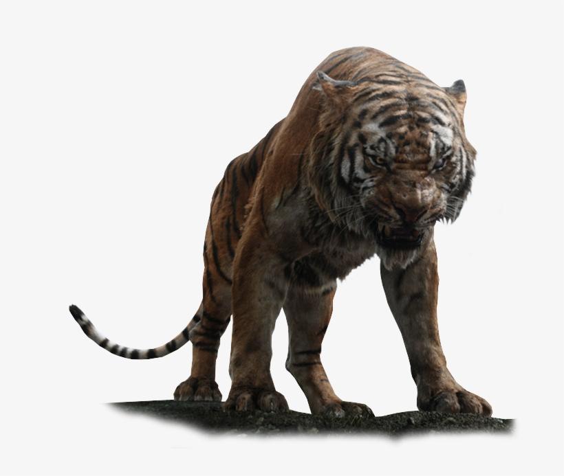 Tiger Jungle Book Jungle Book 3d 2016 Png Image Transparent