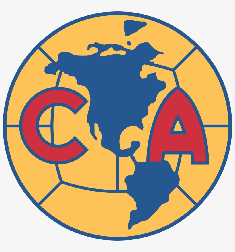 1977 - Dream League Soccer Logo Url Club America PNG Image