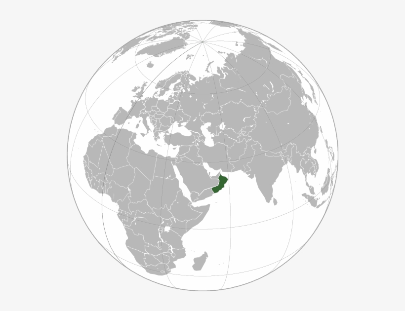 Where In The World Saudi Arabia Map Globe Png Image Transparent