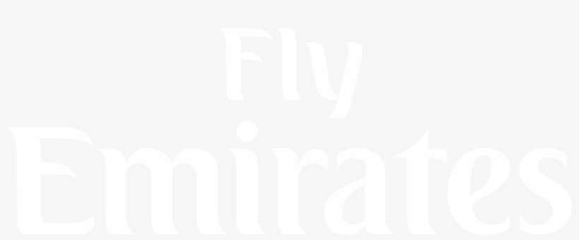 Fly Emirates Logo Black And White - Crowne Plaza White Logo@seekpng.com